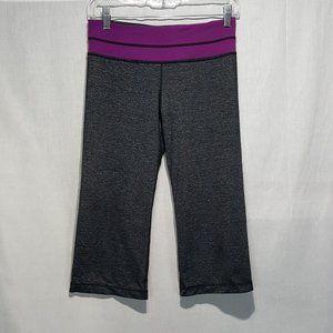 Lululemon Athletic Heather Crop Athletic Pants *6